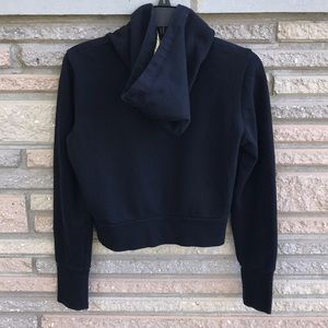 Dkny Sweaters - DKNY Active crop hoodie women's size M